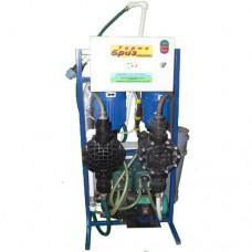 Установка для заливки жидкого пенопласта - пеноизола Термобриз Стационар
